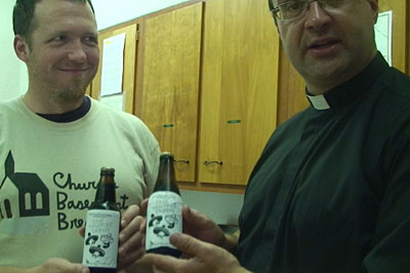 Rick Nichols: Beer Week blessed by an assist from St. Timothy's