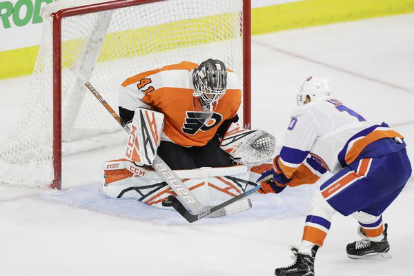 Cal Pickard replaces Anthony Stolarz as Flyers' No. 2 goalie; Gudas out of lineup