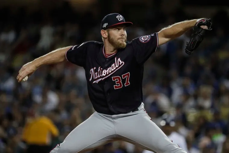 Stephen Strasburg has reportedly agreed to a record contract to stay with the Washington Nationals.
