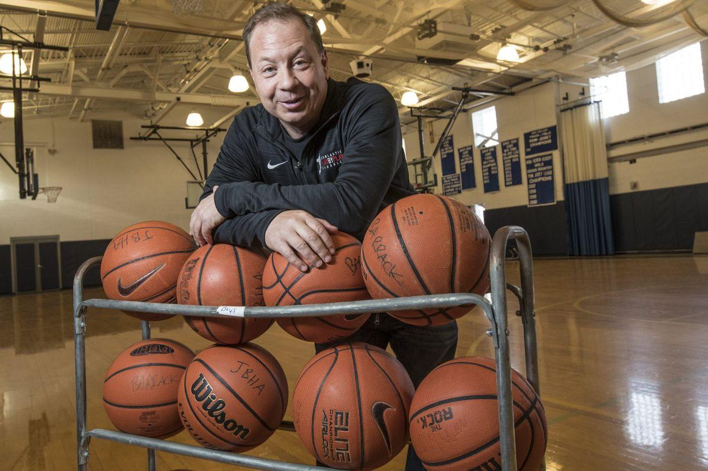 Jeremy Treatman is a high school hoops matchmaker