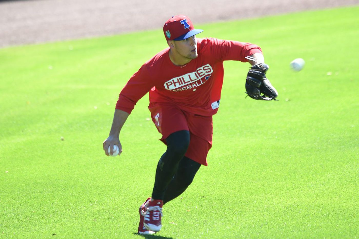 Keeping Scott Kingery in the minors is Phillies' best move | David Murphy