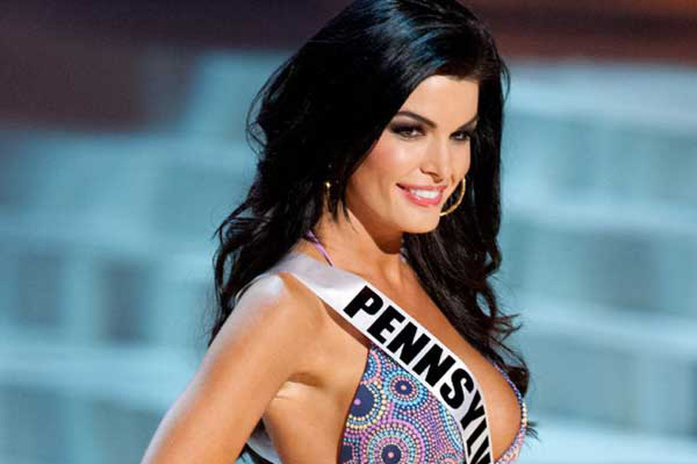 Sideshow: Miss Pa. loses to Trump