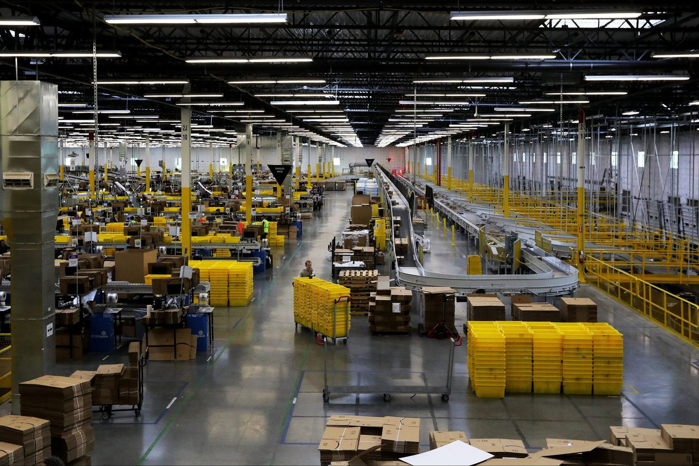 Why Congress shouldn't emulate Amazon | Opinion