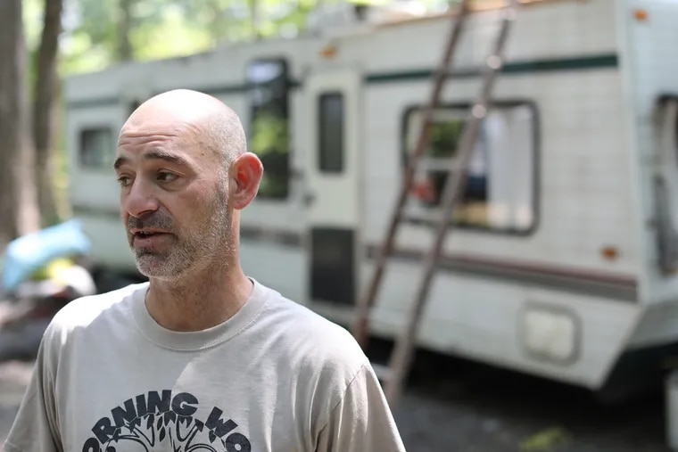Michael Mastrocola was living in a campground in a broken-down trailer last summer, a result of 20 years on probation. For Mastrocola, ending that probation felt finally like a step toward getting his life back.
