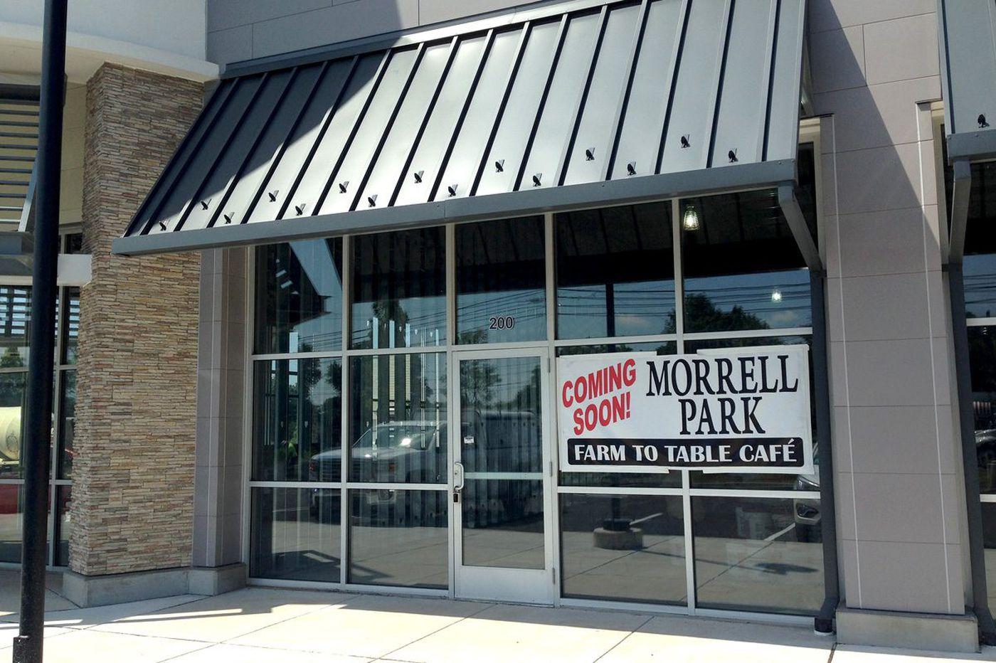 Morrell Park, a BYOB, to open near Phoenixville