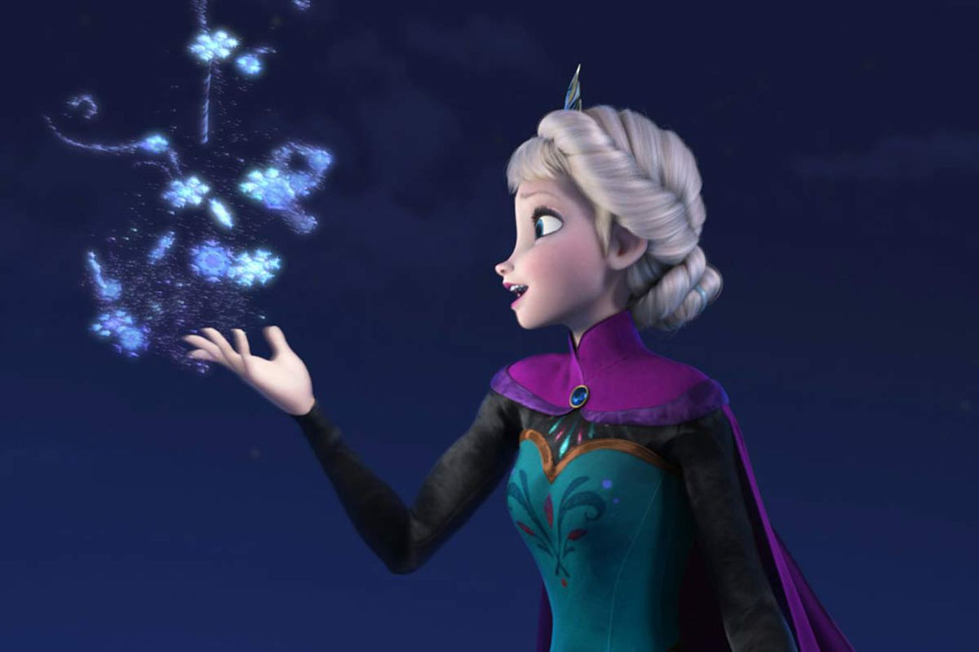 Twitter campaign wants Elsa from 'Frozen' to warm up to a woman
