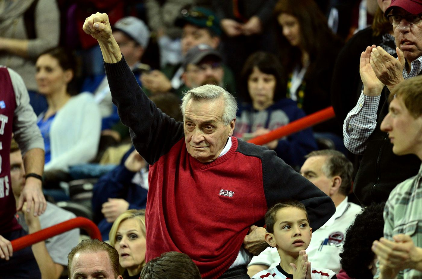 Hawk Hill won't be quite the same without Pops Martelli, Phil's dad   Mike Jensen