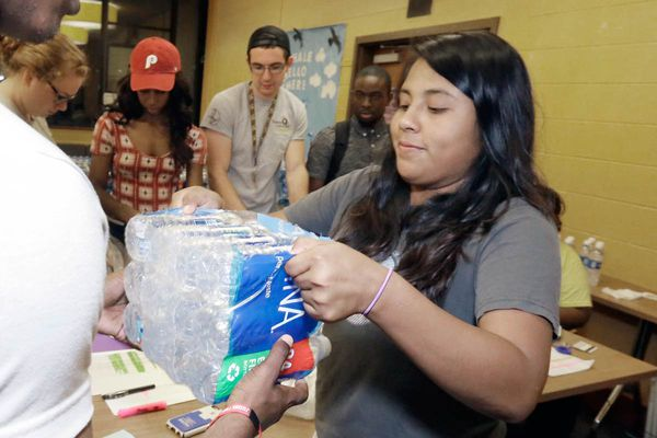 Lead in water prompts action at Rowan University