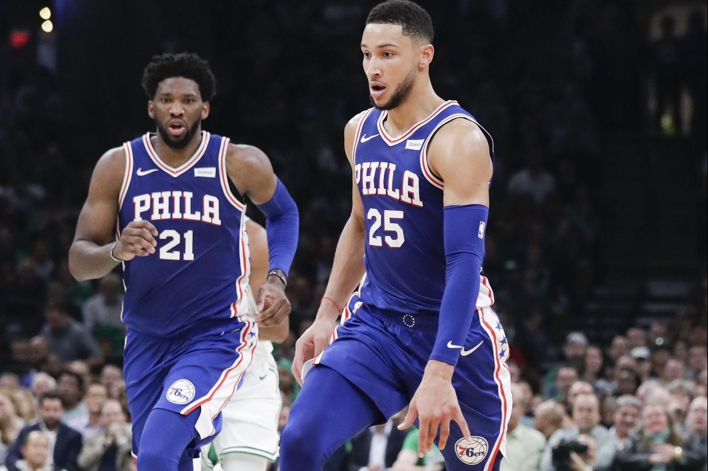 Sixers' road trip will reveal whether they're rusty or stagnant