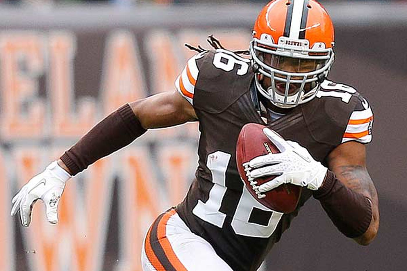 No kickoffs a bad idea, says Browns returner
