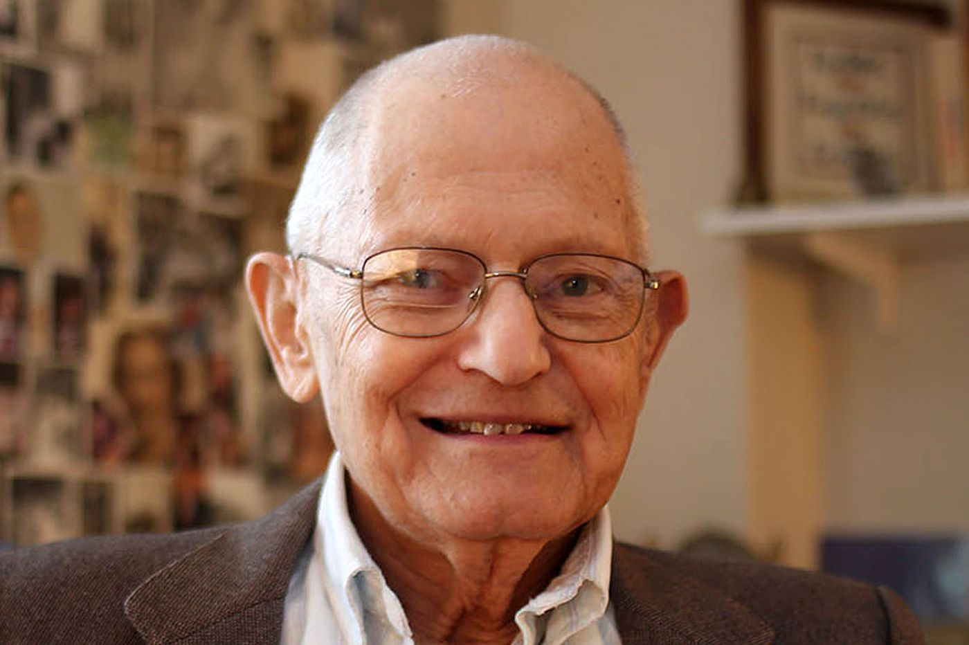 Harry Gross, Daily News personal-finance columnist, radio host