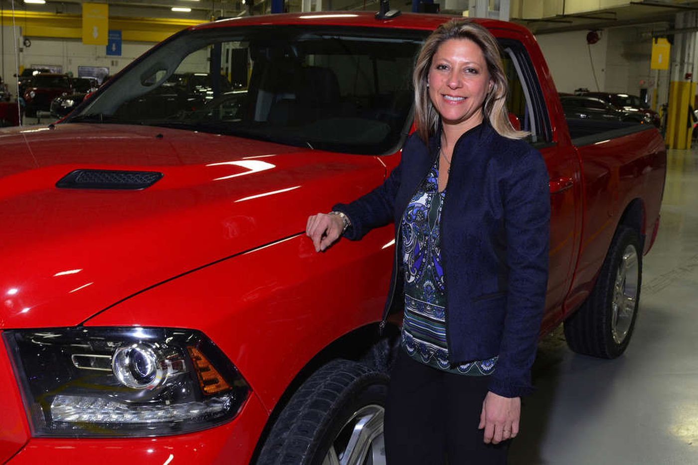 Women engineers impact auto industry