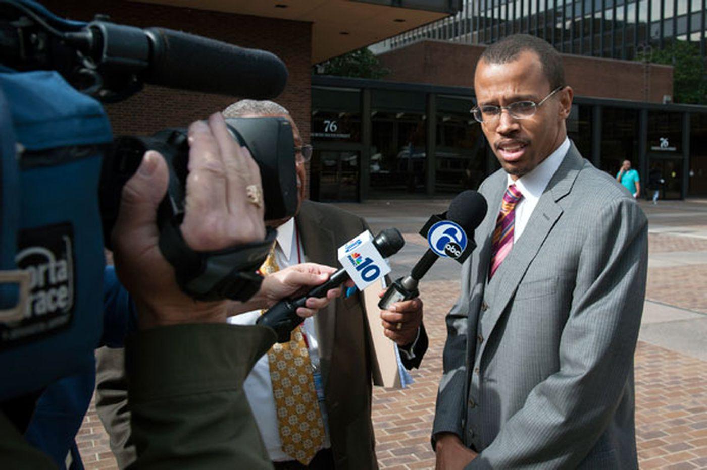 Prosecutors seek prison term for Chaka Fattah Jr.
