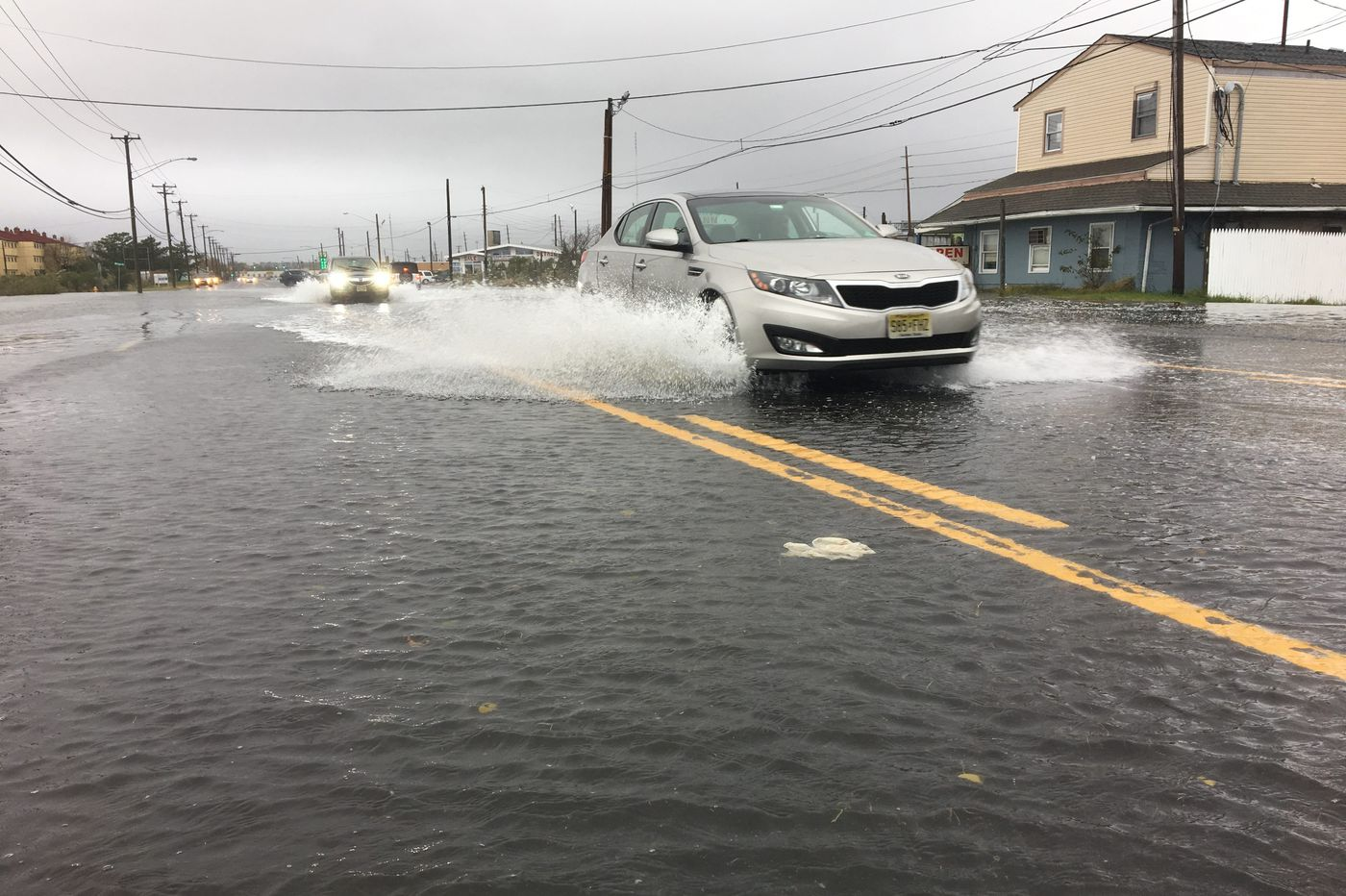 Climate change blamed for grim outlook on Jersey Shore flooding, federal report says