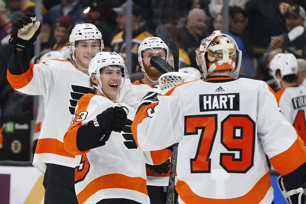 Flyers beat Boston: Alain Vigneault deserves credit for team's confidence, and four other observations
