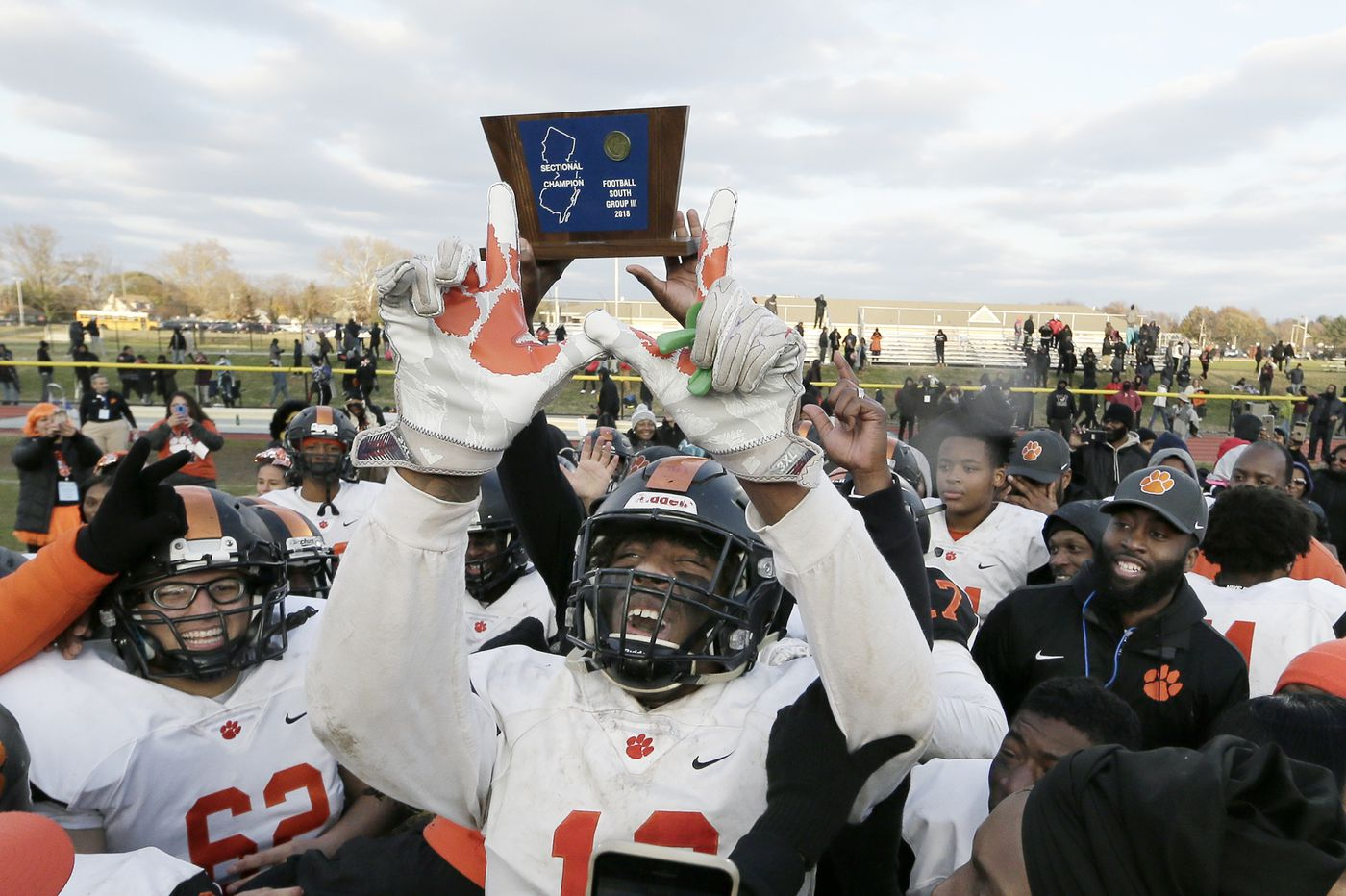 South Jersey football championship schedule; games begin Friday at MetLife