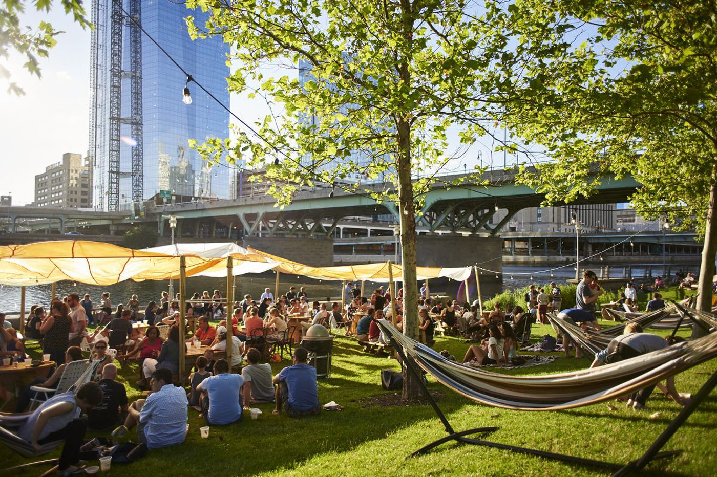 Parks on Tap: Locations, schedule for summer 2018