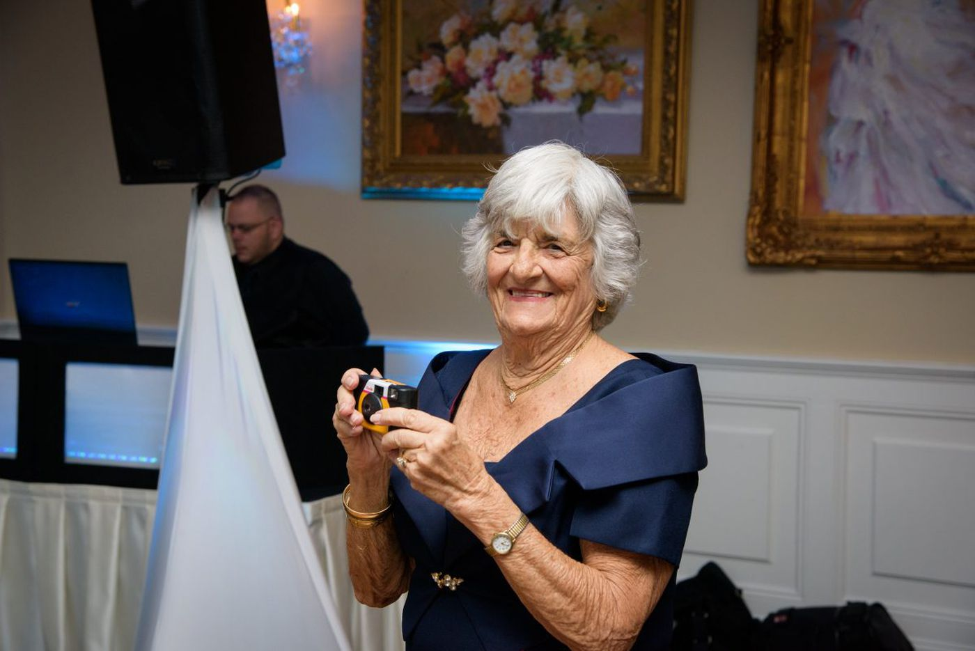 Irene Morgan, 89, New Jersey's funny, irrepressible 'flower lady'