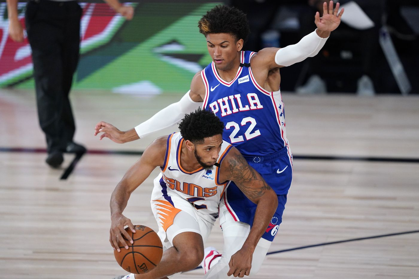 Sixers defensive standout Matisse Thybulle has a great chance to shine vs. Celtics