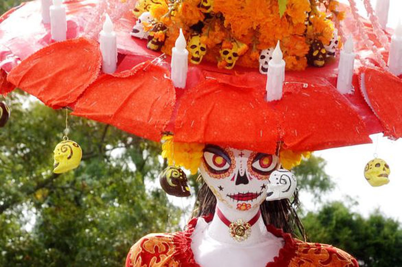 Fall festivals: apples, honey, scarecrows and a few parades, too