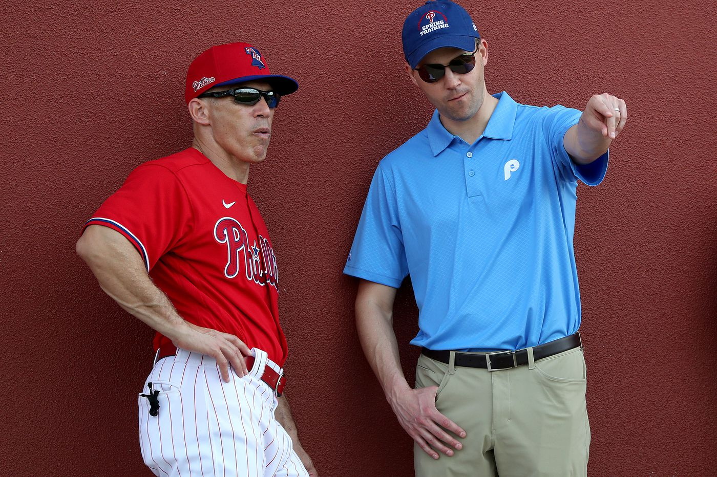 Tough regional schedule might be 'reality check' for Phillies' playoff ambitions | Scott Lauber