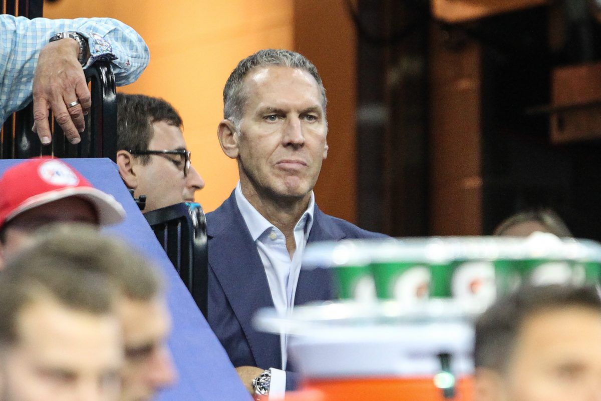 bryan colangelo resigned today - HD1200×801