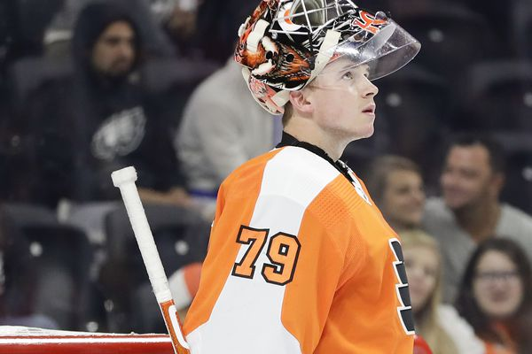If Flyers finally take a step forward, it will be because of Carter Hart and Alain Vigneault | Mike Sielski