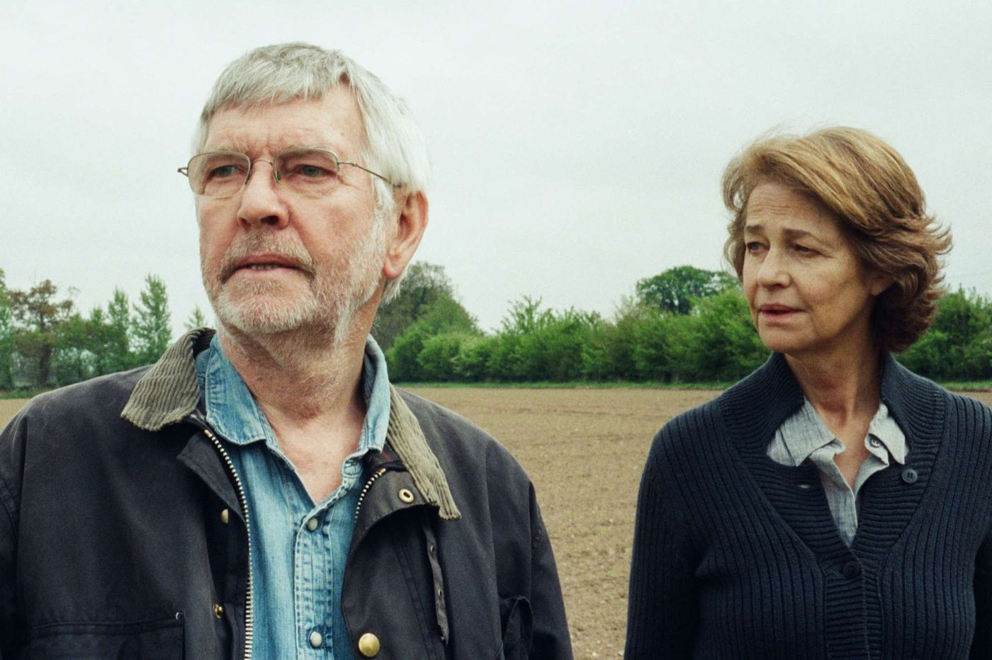 '45 Years': A stunning portrait of a marriage shaken to its core