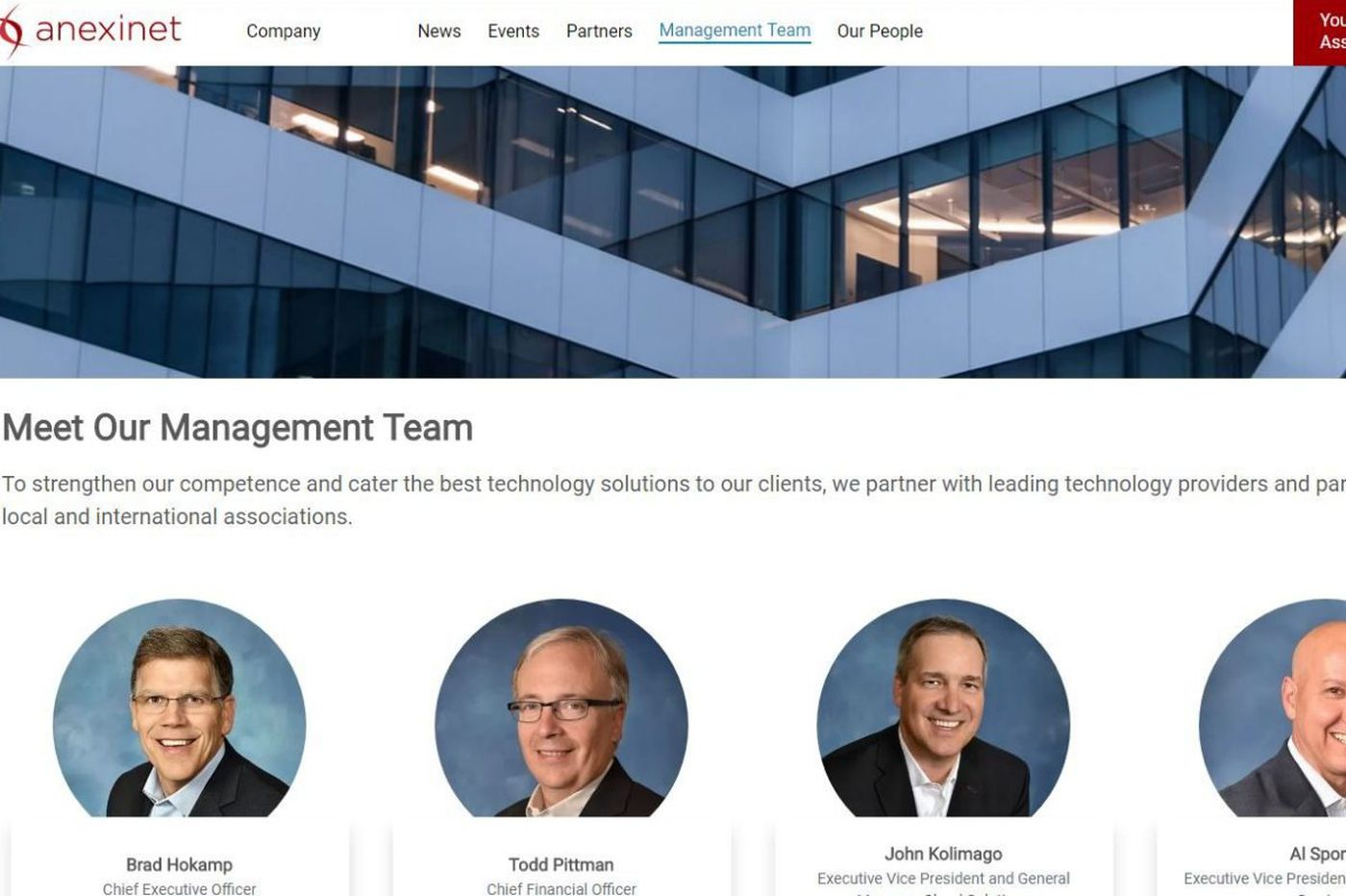 Anexinet adds West Coast mobile IT design firm
