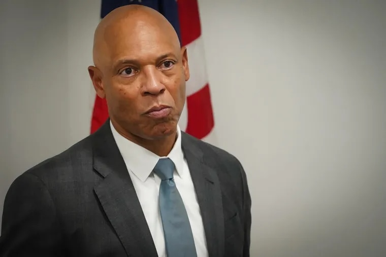 Superintendent William R. Hite Jr. said Wednesday that the district was exploring outside help - including using the Pennsylvania National Guard or assistance from Amazon - to solve the district's transportation crisis He spoke at a press conference at the Philadelphia School District's North Broad Street headquarters.