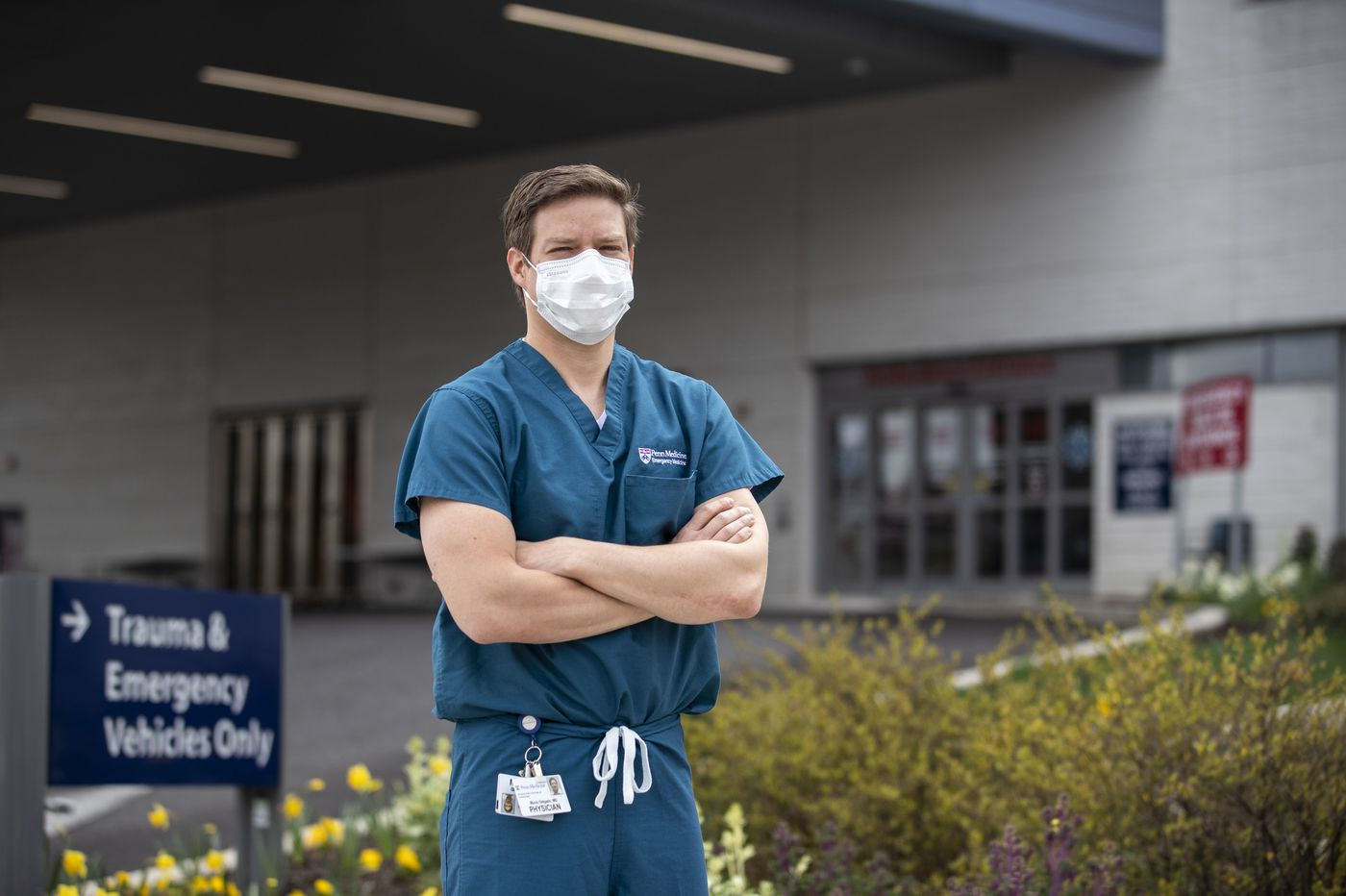 The coronavirus pandemic is playing out behind hospital walls. On social media, these doctors and nurses give a peek into the front lines.