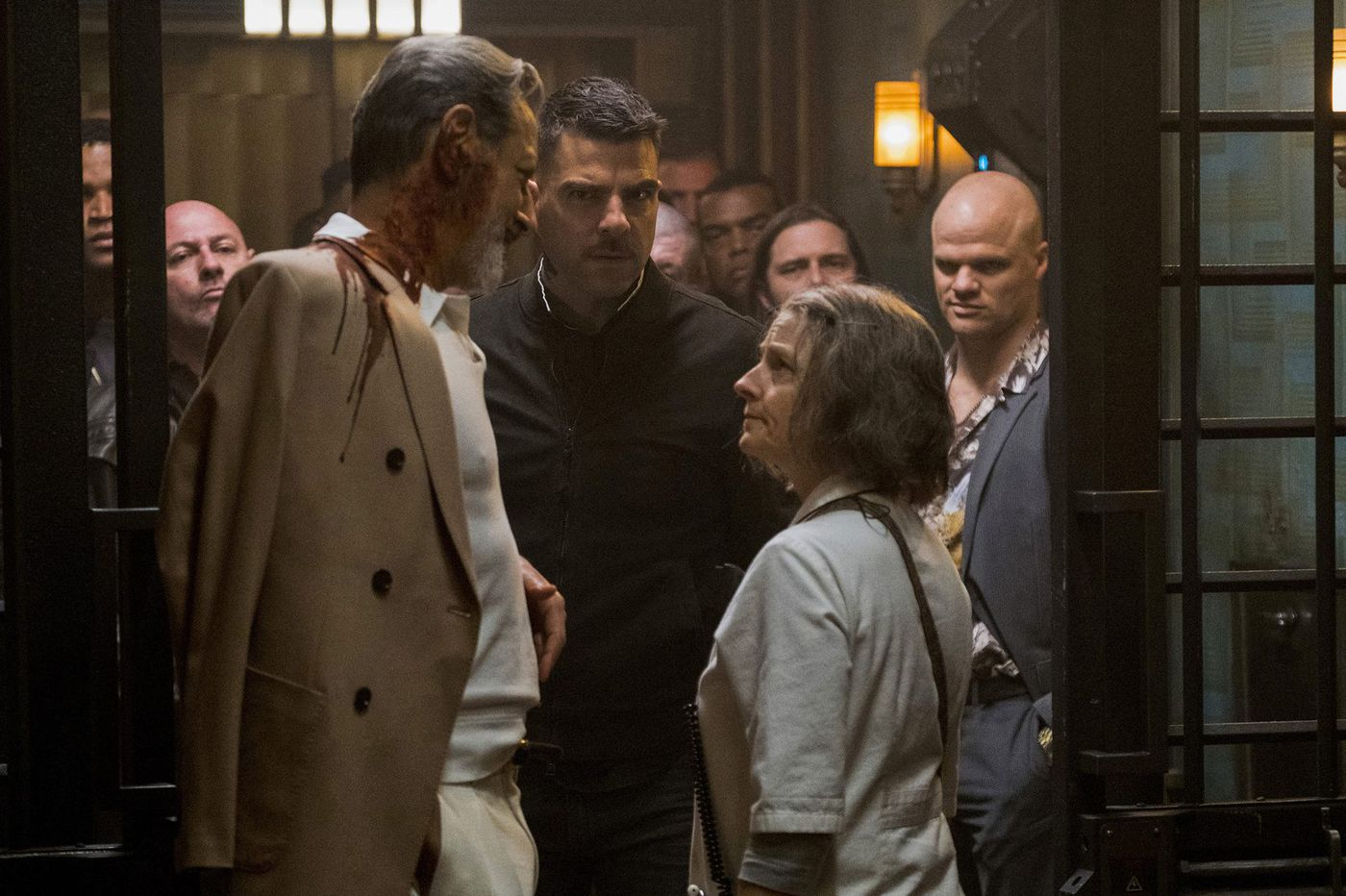 'Hotel Artemis': Jodie Foster heads a hotel for criminals in this stylish action flick