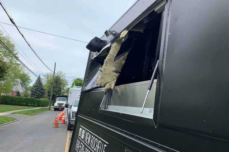 Numerous defects were evident in the pizza truck that the Division Restaurant Group in New Rochelle, N.Y., had paid Industrial Food Truck $120,000 to construct in 2019.