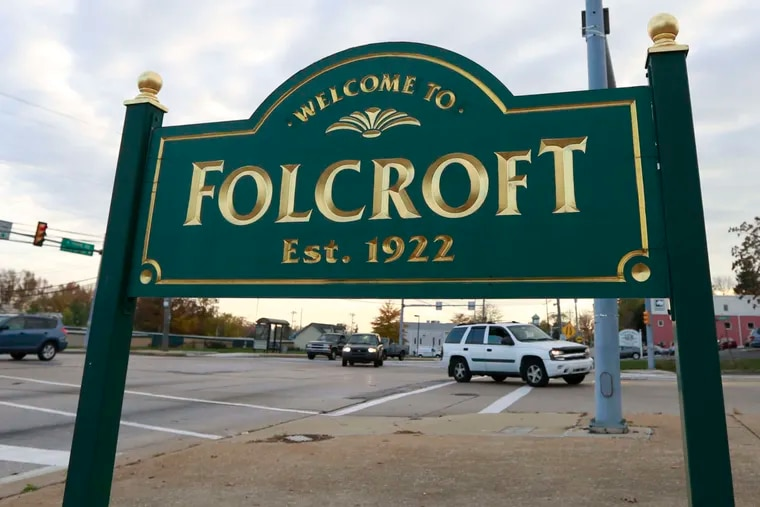 Police in Folcroft will issue fines for people found possessing less than 30 grams of marijuana or eight grams of hashish.