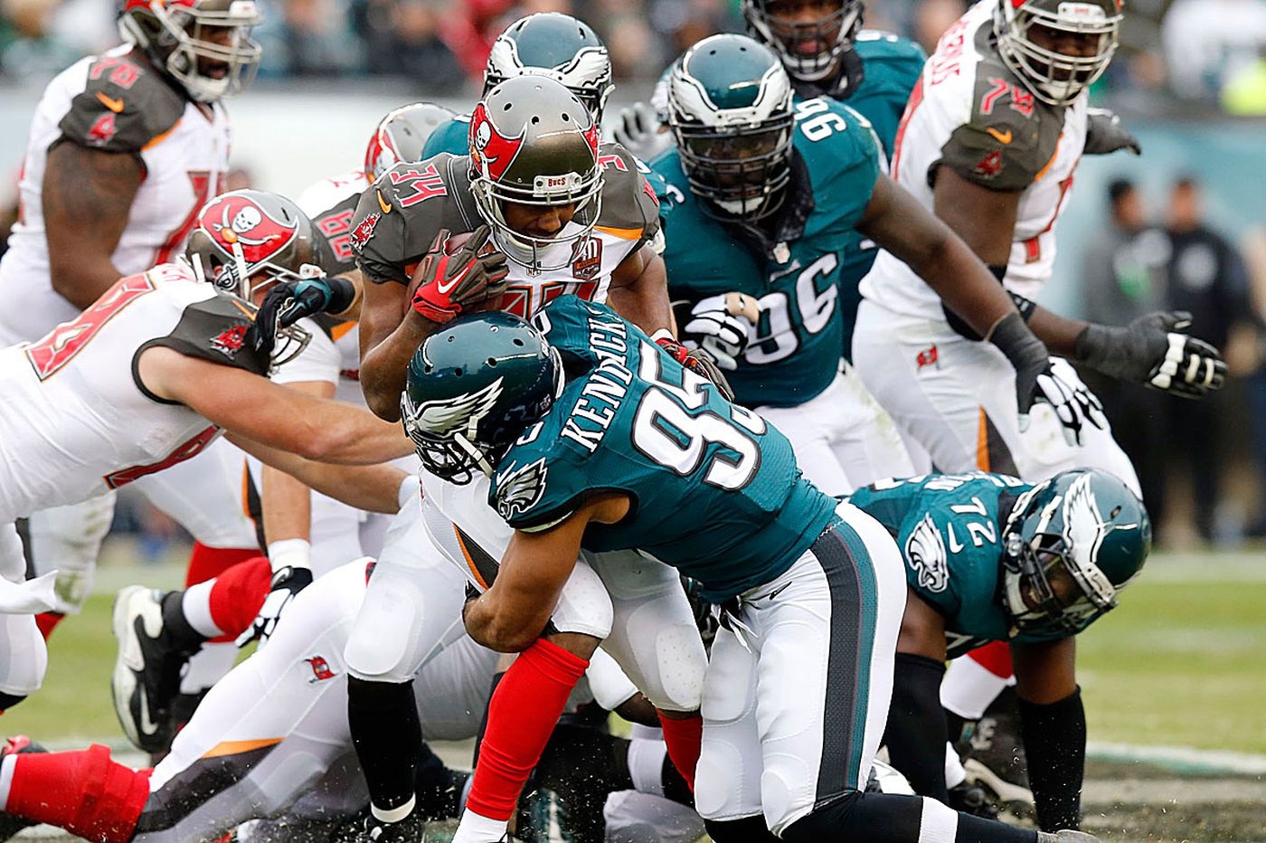Eagles have to fix defensive lapses, and fast