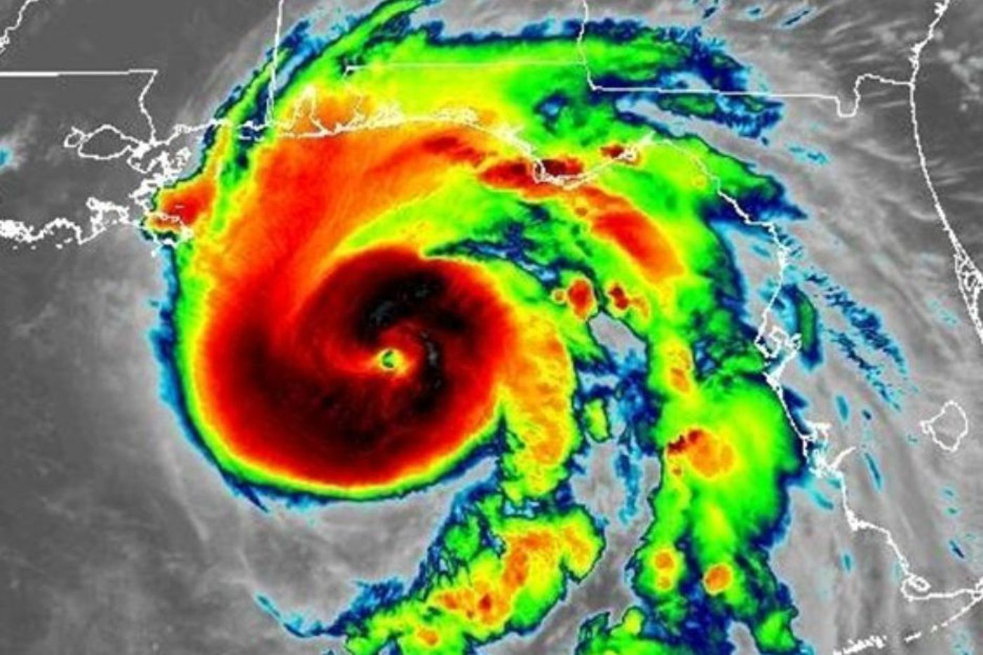 Hurricane Michael slams Florida panhandle in 'worst case scenario'