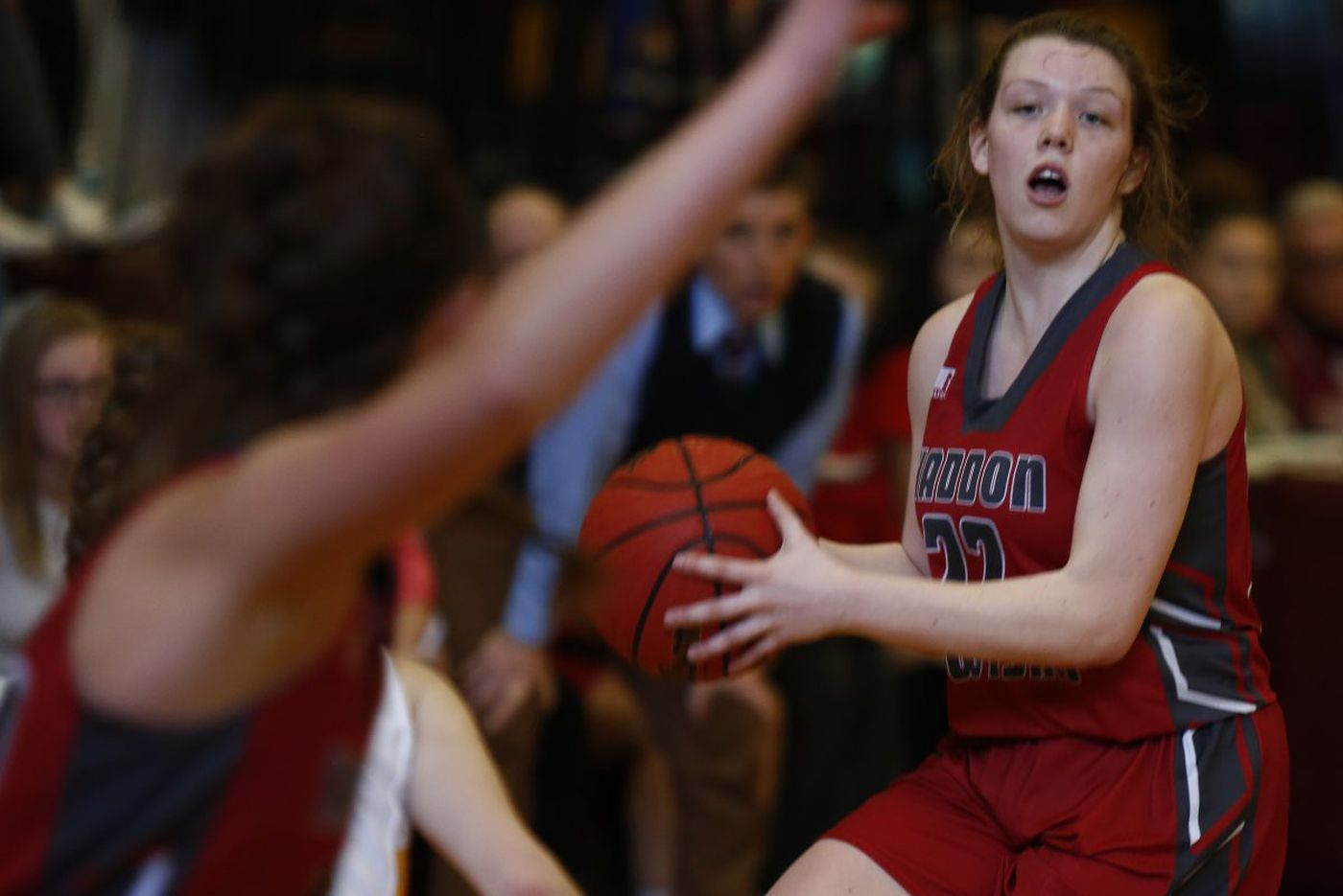 Thursday's South Jersey roundup: Grace Marshall nets her 1,000th point