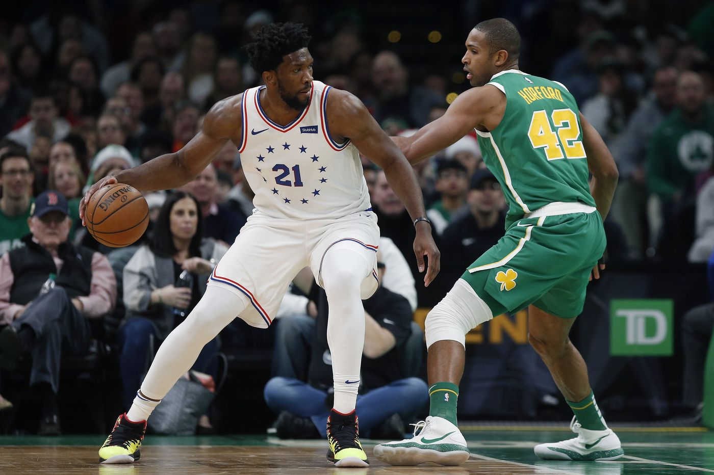 6dd788b7bd93 Joel Embiid said he  didn t get the ball  enough late in the Sixers  loss to  the Celtics. What does that mean for Brett Brown