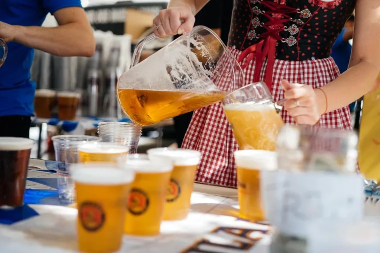Oktoberfest returns