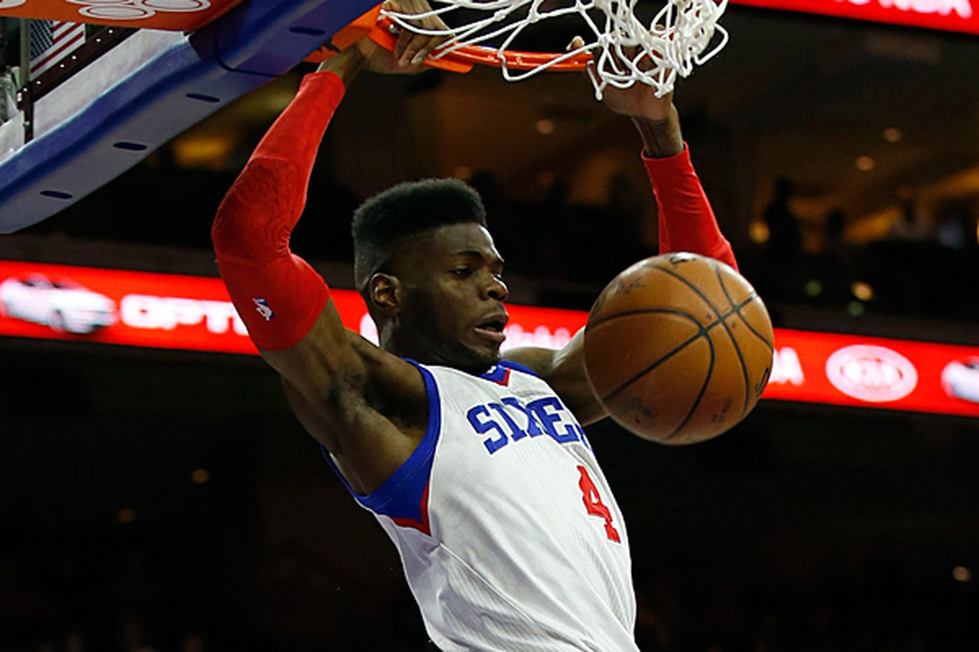 Might Sixers take another big man in the draft?