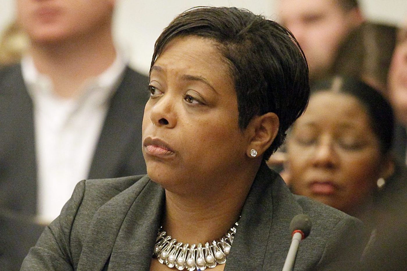 Philly Councilwoman Cindy Bass has another plan to raise money for the schools: Cut city budget