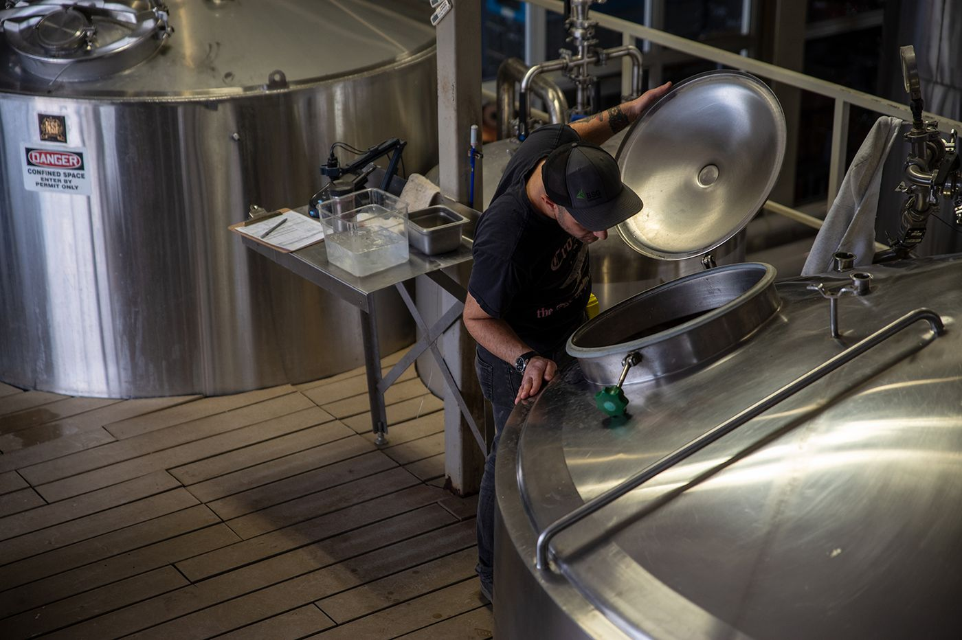 Mainstay Independent, a brewery, opens at former Yards site