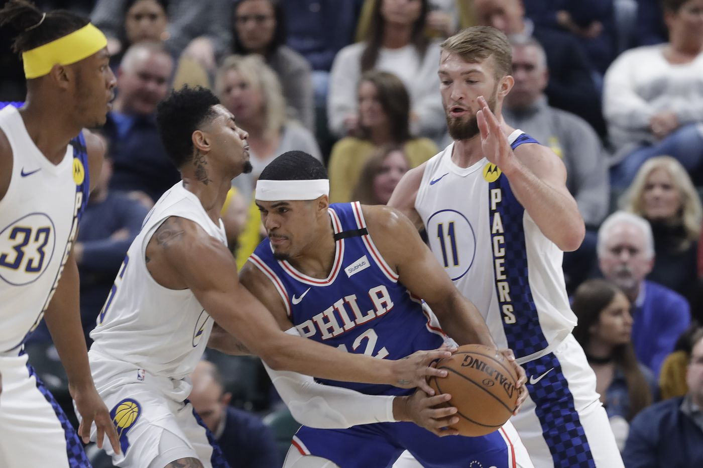 NBA trade deadline: Sixers' perimeter woes are not limited to shooting. Lack of crunch-time scoring needs to be addressed | David Murphy
