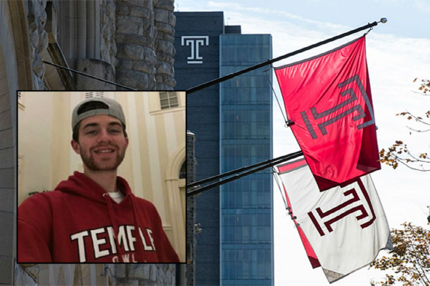 Temple student, 24, dies after being found unconscious in library