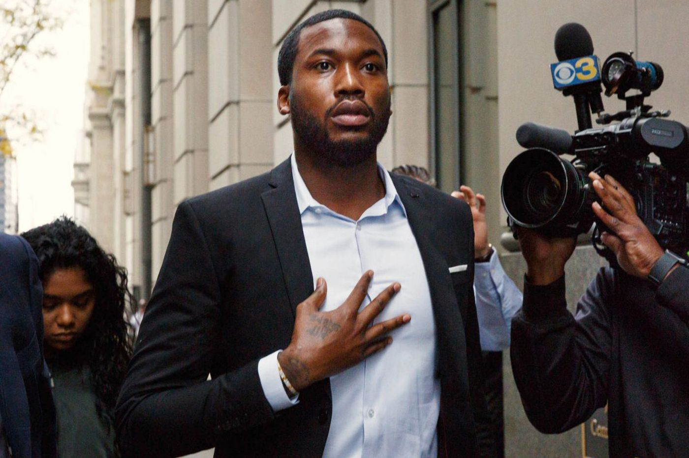 Meek Mill's battle with judge enters another round