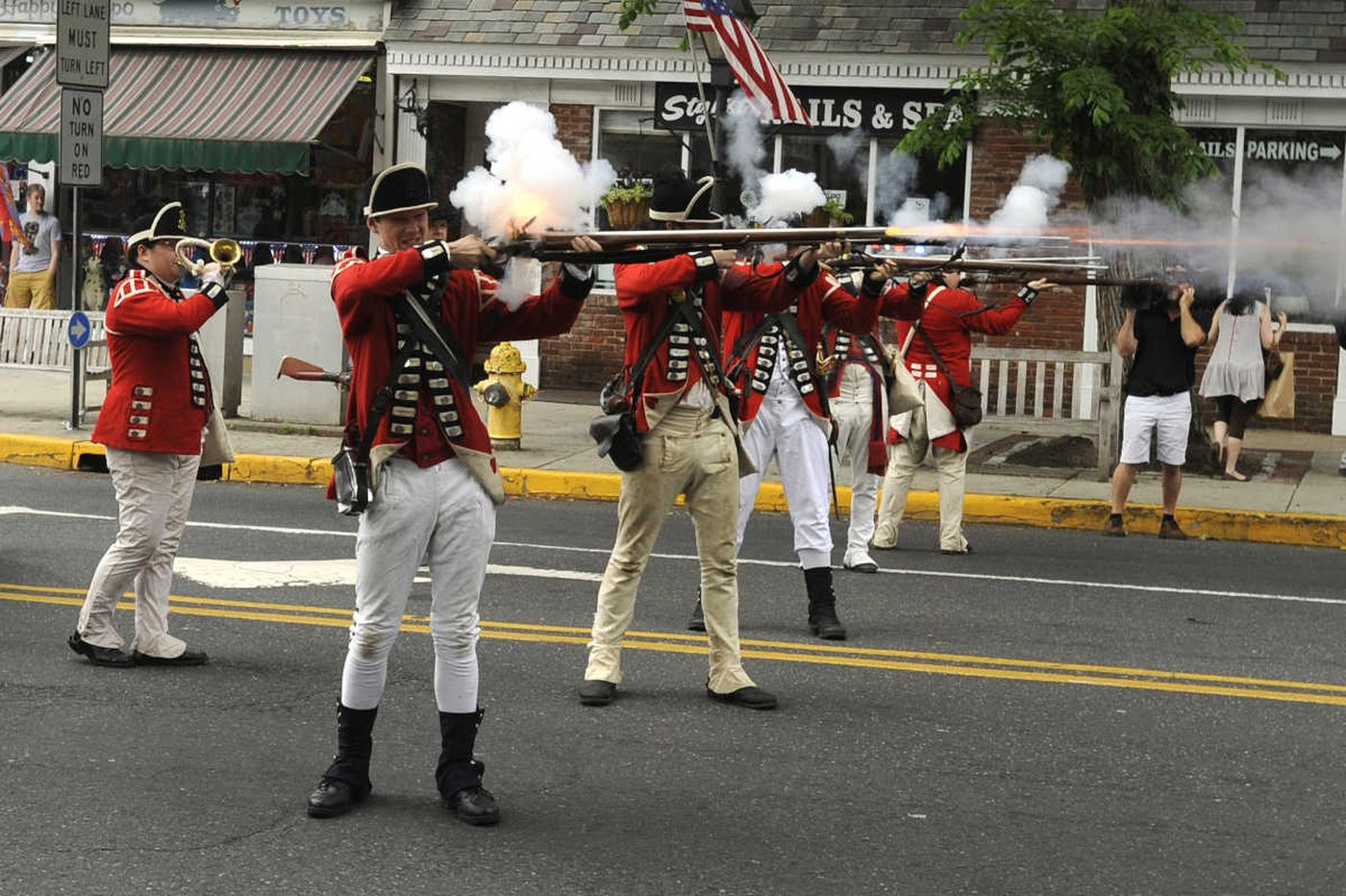 A Haddonfield battle, found-art fashion, and 12 other things to do around Philadelphia, June 2 to 4