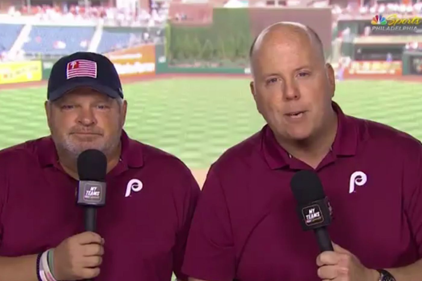 John Kruk curses on-air as Phillies continue to struggle: 'Did I say that out loud?'