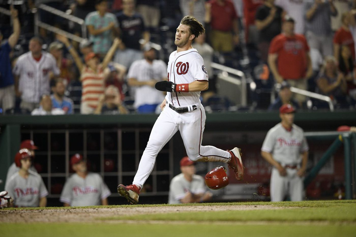 Nationals series shows why Phillies can't stand pat before trade deadline | Extra Innings