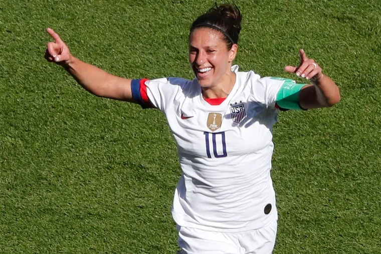 Carli Lloyd and the United States play their final match of pool play against Sweden, which has given the Americans fits in the past.