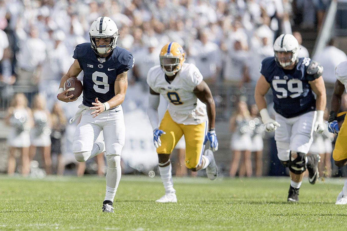 Penn State-Pittsburgh: Facts and figures on the college football rivalry